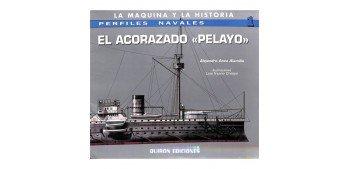 Barco - Libro - Acorazado Pelayo