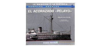 Ship - Book - Acorazado Pelayo