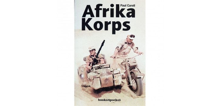 Libro - Africa Korps