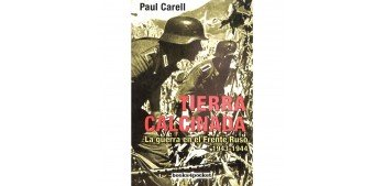 Book - Tierra calcinada