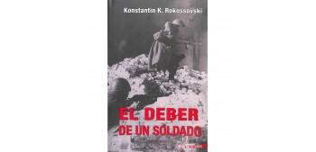 Libro - El deber de un soldado