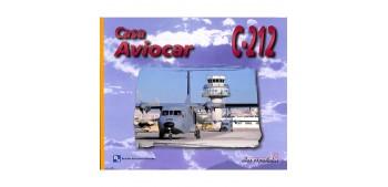 avion miniatura Avión - Libro - C.212 Casa