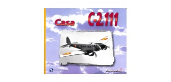 Airplene - Book - C.211 Casa