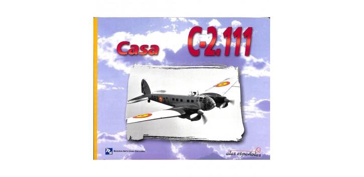 avion miniatura Avión - Libro - C.211 Casa