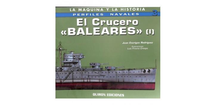 Barco - Libro - El crucero Baleares