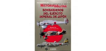 avion miniatura Avión - Libro - Bombarderos del ejercito