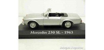 Mercedes Benz 230 SL 1963 1/43 Ixo - Rba - Clásicos inolvidables coche metal miniatura