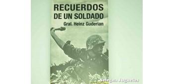 Libro - Recuerdos de un soldado