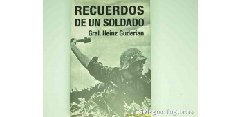 Book - Recuerdos de un soldado
