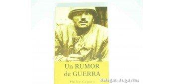 Libro - Un rumor de guerra