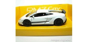 Lamboghini Gallardo Lp-570-4 Superleggera blanco 1/32 RmZ