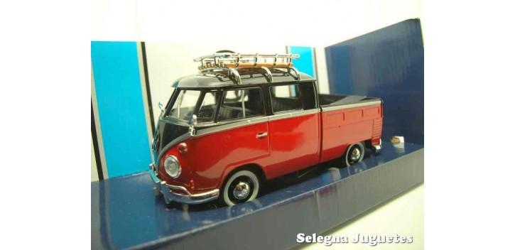coche miniatura Volkswagen Type 2 T1 1/24 motor max