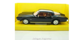 miniature car Buick Riviera 1971 Black 1/43 Lucky Die Cast
