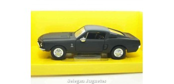 miniature car Shelby GT-500KR 1968 Matt Black 1:43 Lucky Die