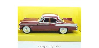 miniature car Studebaker Golden Hawk 1958 1:43 Lucky Die Cast