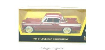 Studebaker Golden Hawk 1958 1/43 Lucky die cast Lucky Die Cast