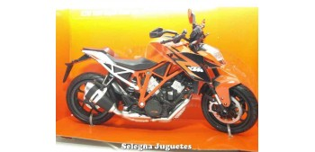miniature motorcycle KTM 1290 Super Duke R 1:12