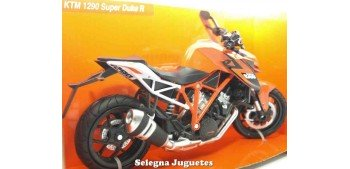 KTM 1290 Super Duke R 1/12