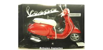 Vespa Primavera 1/12 Moto escala 1/12