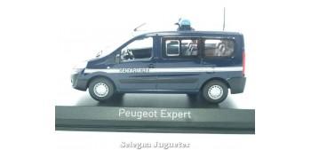 coche miniatura Peugeot Expert Gendarmerie 1/43 Norev