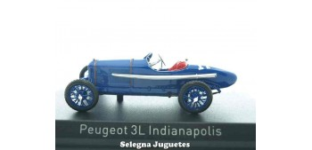 Peugeot 3L Indianapolis 1:43 Norev