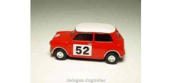 Mini Cooper Montecarlo (Rover) 1/64 Norev Coches a escala