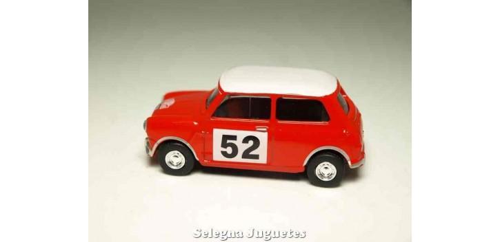 coche miniatura Mini Cooper Montecarlo (Rover) 1/64 Norev