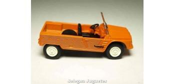 coche miniatura Citroen Méhari 1/64 Norev