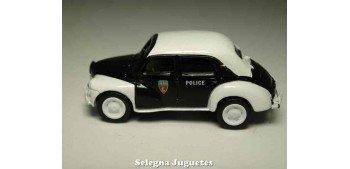 Renault Dauphine Police Car miniatures