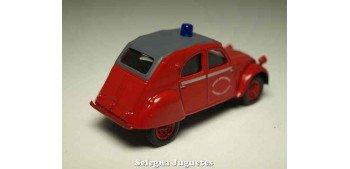 Citroen 2CV Pompiers 1/64 Norev