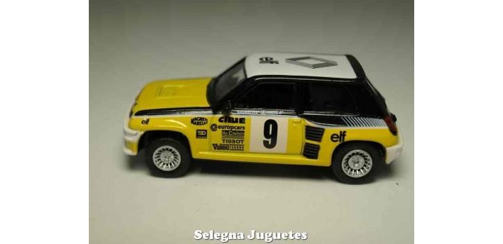 coche miniatura Renault 5 Turbo - Wrc 1/64 Norev