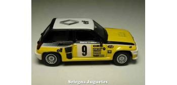 Renault 5 Turbo - Wrc 1/64 Norev Coches a escala