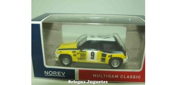 Renault 5 Turbo - Wrc 1/64 Norev Coches a escala