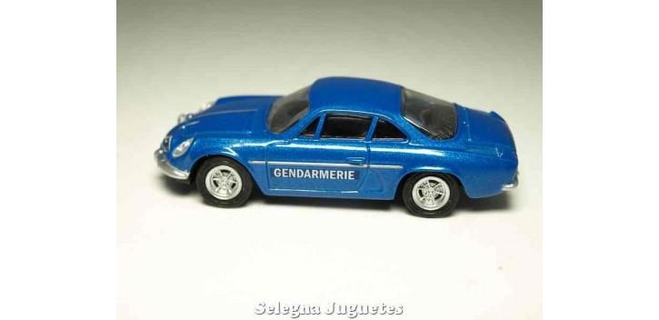 coche miniatura Alpine A110 Gendarmerie 1/64 Norev