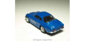 Alpine A110 Gendarmerie 1/64 Norev