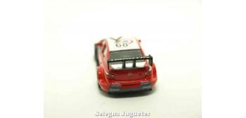 coche miniatura Citroen C-Elysee WTCC 1/64 Hot Wheels