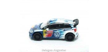 Volkswagen Polo WRC Coches a escala 1/64