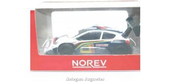 Peugeot 208 T16 1/64 Norev