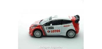 miniature car Ford Fiesta WRC 1/64 Norev