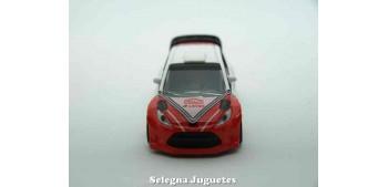 coche miniatura Ford Fiesta WRC 1/64 Norev