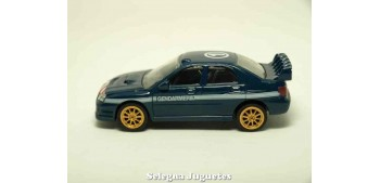 Subaru Impreza Gendarmerie 1/64 Norev Coches a escala 1/64