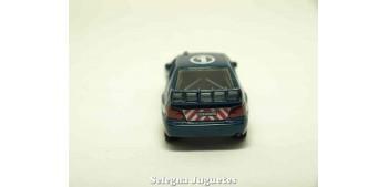coche miniatura Subaru Impreza Gendarmerie 1/64 Norev