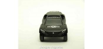 coche miniatura Peugeot 2008 DKR 1/64 Norev