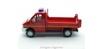 Citroen Jumper Pompiers 1:64 Norev
