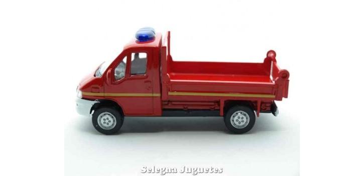 coche miniatura Citroen Jumper Pompiers 1/64 Norev