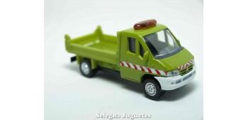 miniature car Citroen Jumper Obras 1:64 Norev
