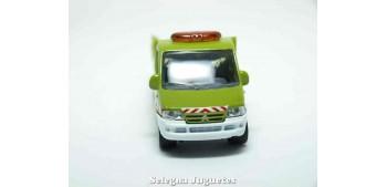 coche miniatura Citroen Jumper Obras 1/64 Norev
