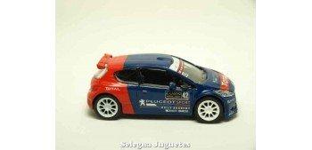 Peugeot 208 T16 WRC 1/64 Norev Coches a escala 1/64