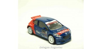 Peugeot 208 T16 WRC 1:64 Norev