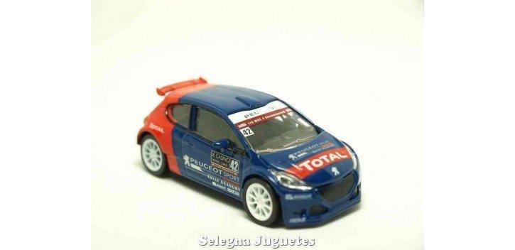 Peugeot 208 T16 WRC 1/64 Norev